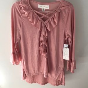NWT! French Laundry Top